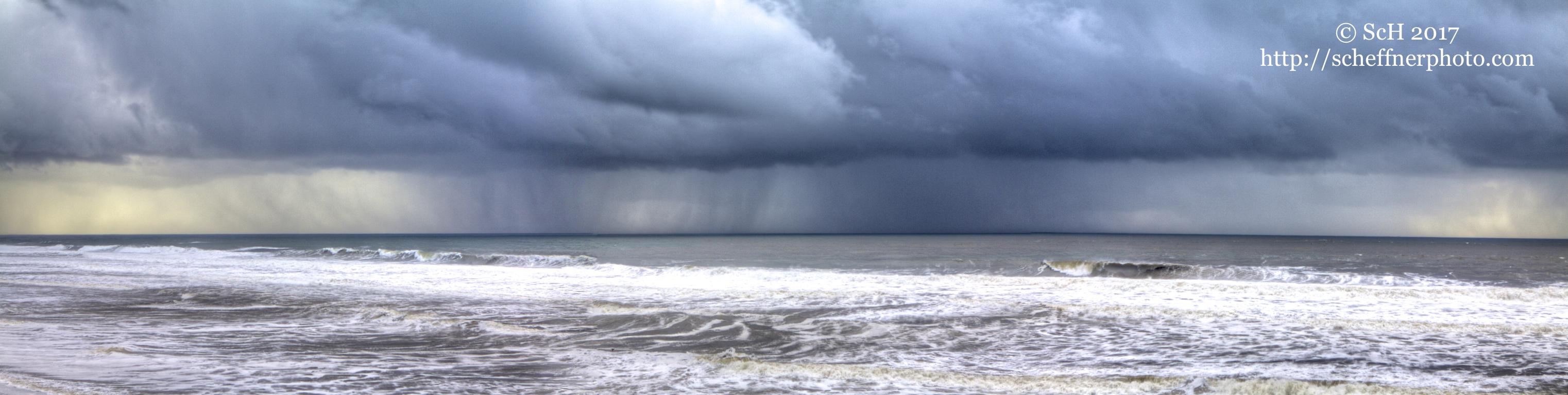 surf sun and rain